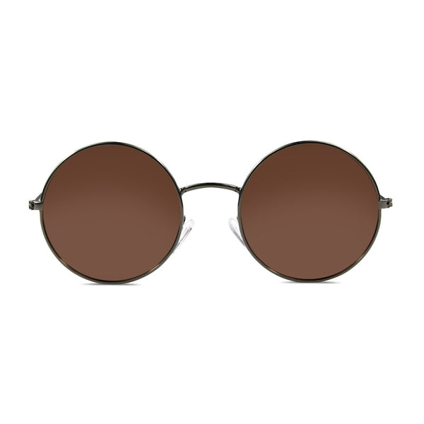 Milk & Soda Sunglasses Lennon Mocha
