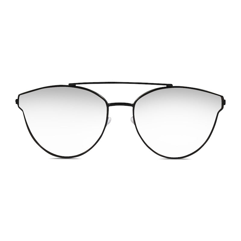 Milk & Soda Sunglasses Jude Black