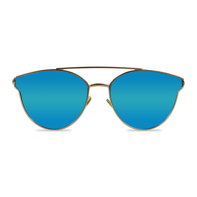 Milk & Soda Sunglasses Jude Gold