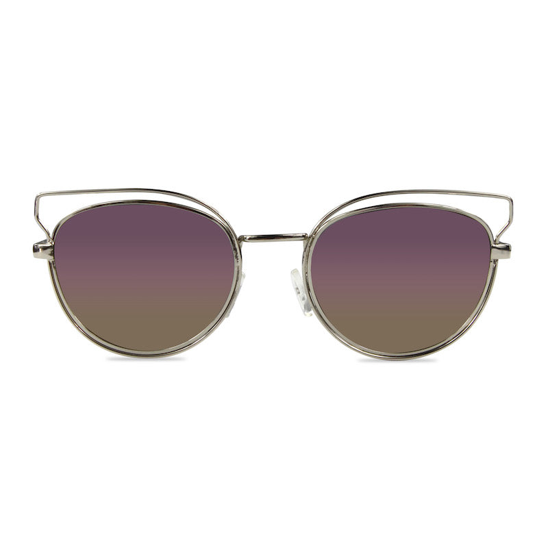 Milk & Soda Sunglasses Sibelle Gold