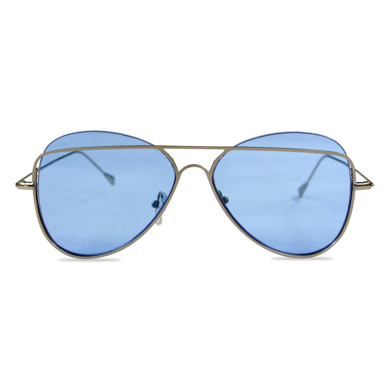 Milk & Soda Sunglasses Cruz Blue