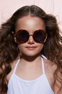 Milk& Soda Sunglass COLLLETTE TORTOISE