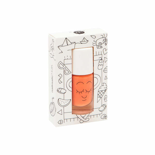 Nailmatic Kids Nail Polish Dori Orange