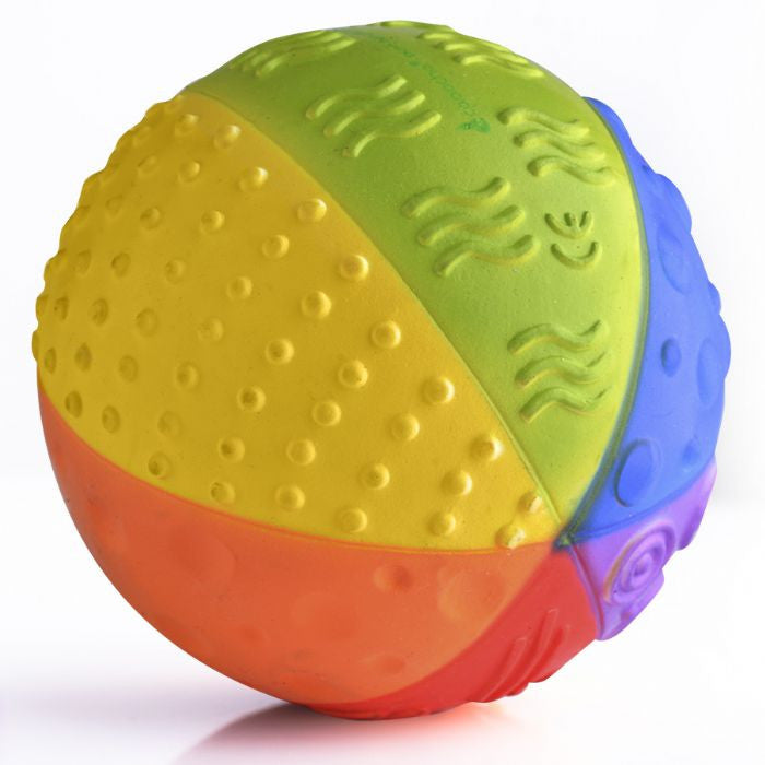 Caaocho Rainbow Sensory Ball - Large