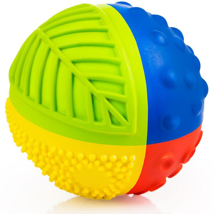 Caaocho Rainbow Sensory Ball - Small