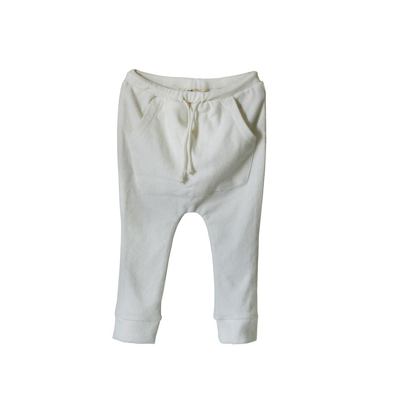 Bandy Button Palm Jogging Pant