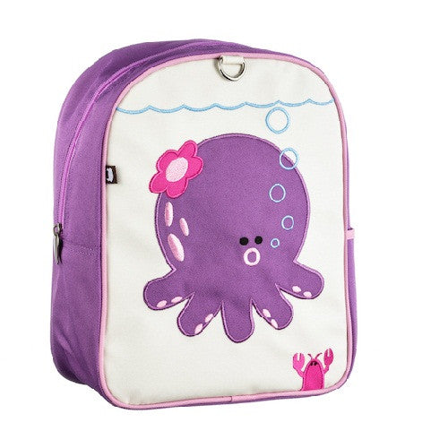Beatrix NY Little Kid Backpack - Penelope Octopus