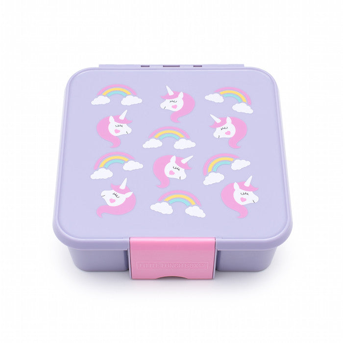 Little Lunch Box Co Bento Five – Unicorn