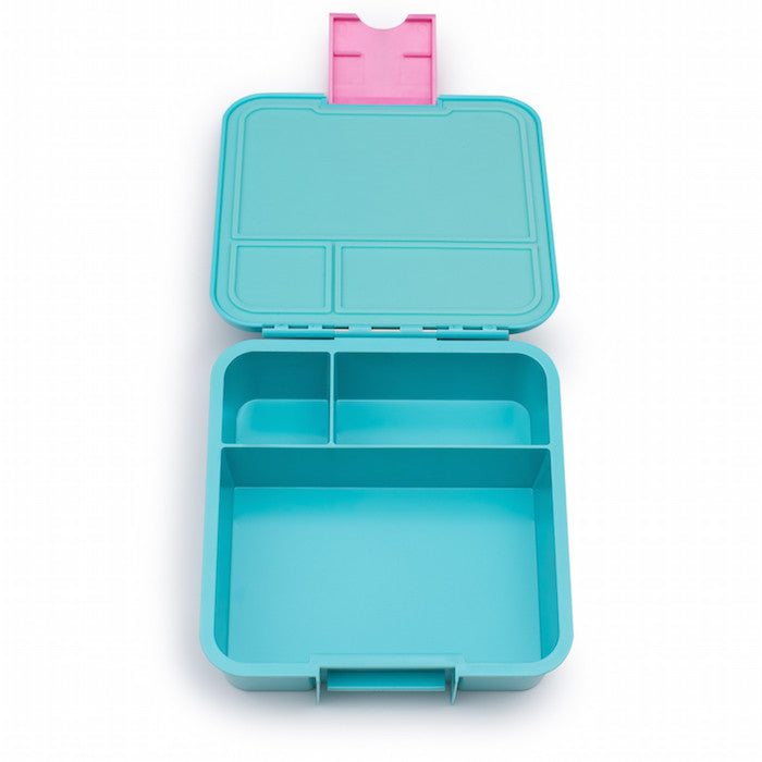 Little Lunch Box Co Bento Three – Flamingo