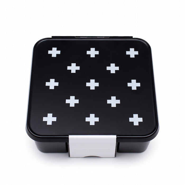 Little Lunch Box Co Bento Three – White Cross
