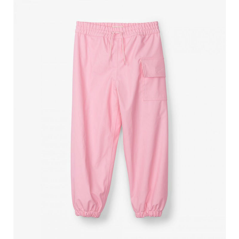 Hatley Classic Pink Splash Pants