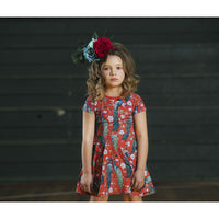 Rock Your Kid Nouveau Ss Waisted Dress
