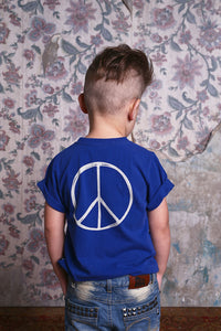 Rock Your Kid Peace SS T-Shirt