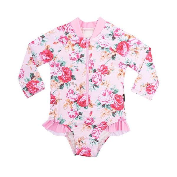 Rock Your Baby Rose Essence LS One Piece