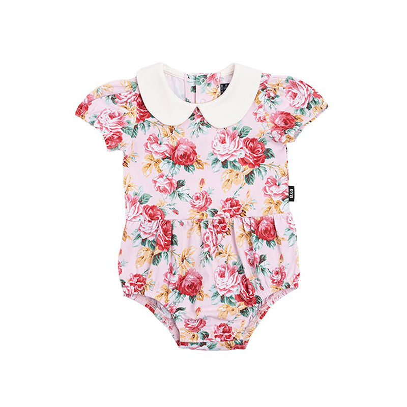 Rock Your Baby Rose Essence Peter Pan Romper