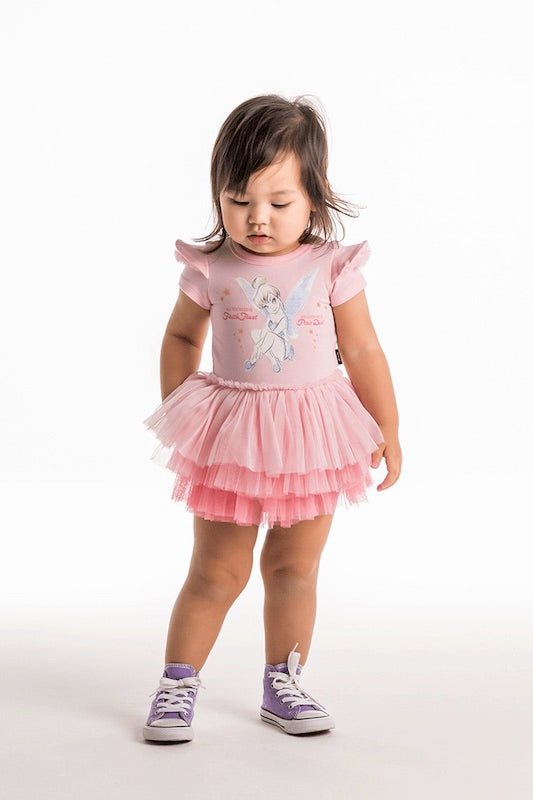 Rock Your Baby Tinkerbell SS Circus Dress