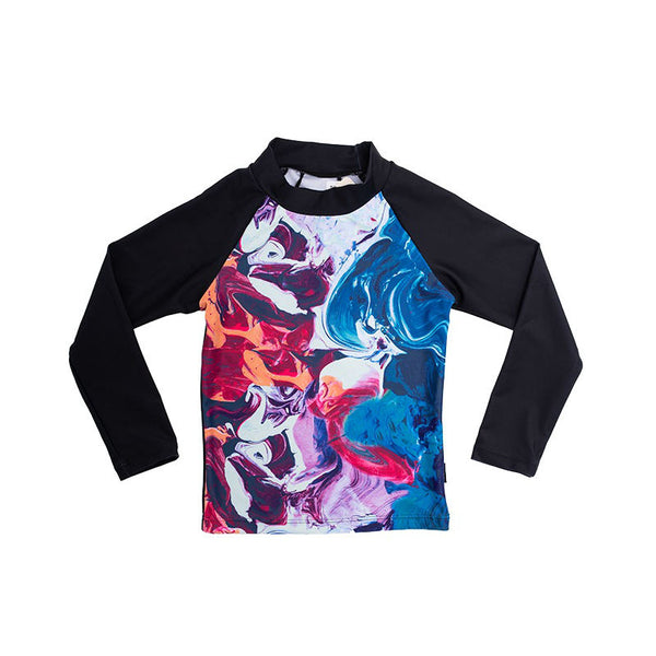 Rock Your Kid Abstract LS Rashie