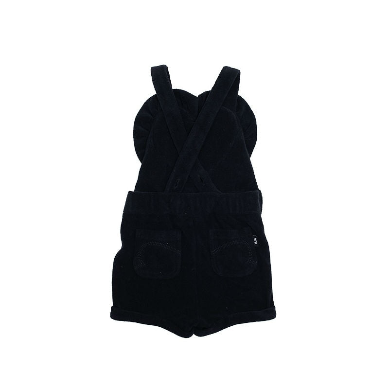 Rock Your Kid Black Twiggy Overalls