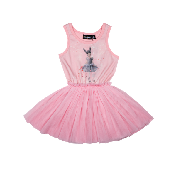 Rock Your Kid Bunny Girl Circus Dress