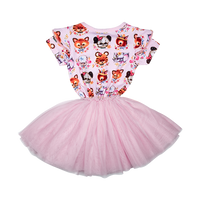 Rock Your Kid Little Creatures Circus Dress