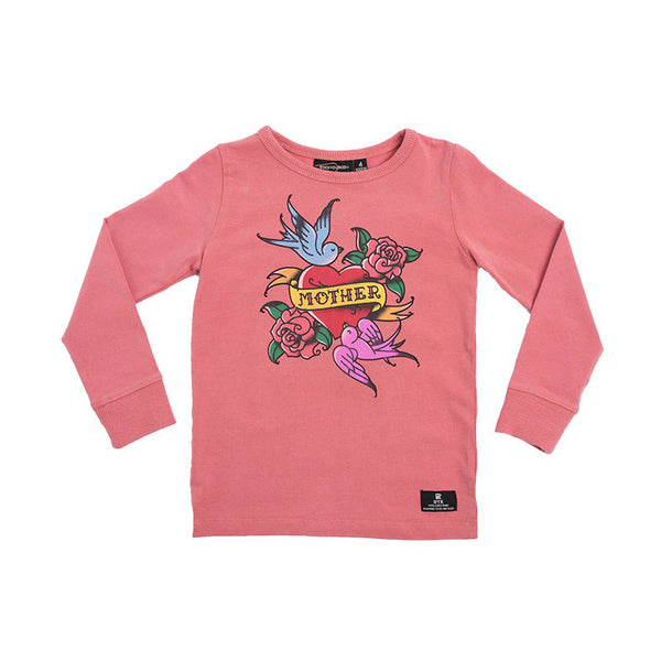 Rock Your Kid Mother Long Sleeve T-Shirt