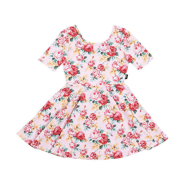 Rock Your Kid DJ Rose Essence SS Mabel Dress