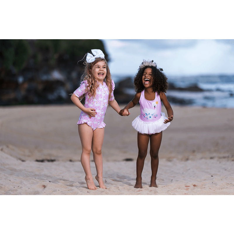 Rock Your Kid Swannie SS One Piece