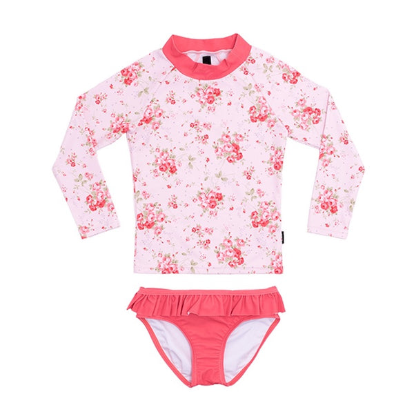 Rock Your Kid  DJ Summer Rose LS Rashie Set