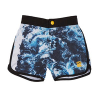 Rock Your Kid Raised By Waves Boardshorts