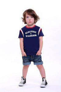 Rock Your Kid Electric Warrior T-Shirt