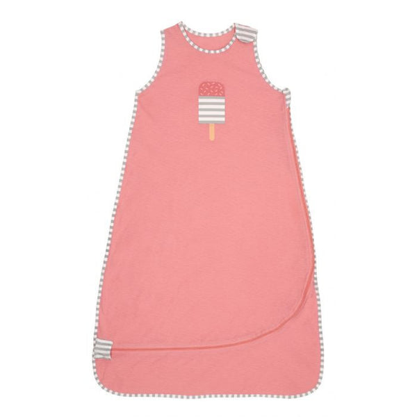 Love to dream Nuzzlin Sleeping Bag Pink 0.2 Tog