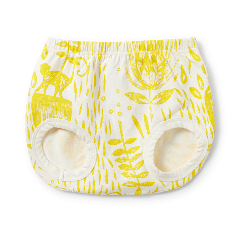 Wilson & Frenchy Mellow Yellow Bloomers
