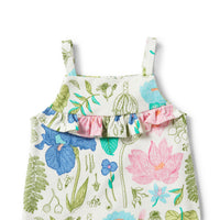 Wilson & Frenchy Flora Ruffle All-in-One