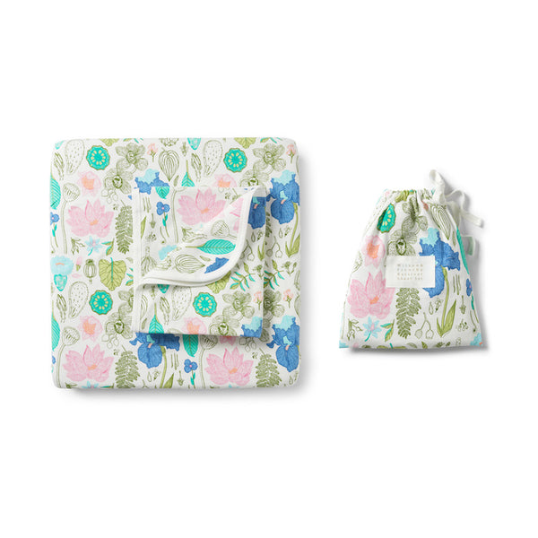 Wilson & Frenchy Flora Basinette Set