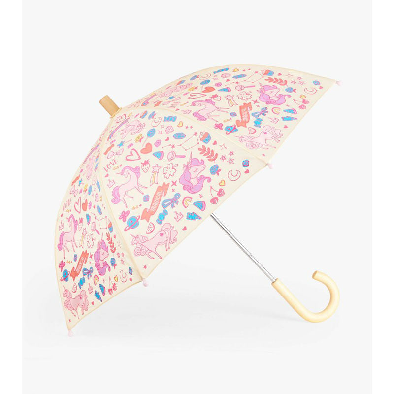 Hatley Unicorn Doodles Umbrella