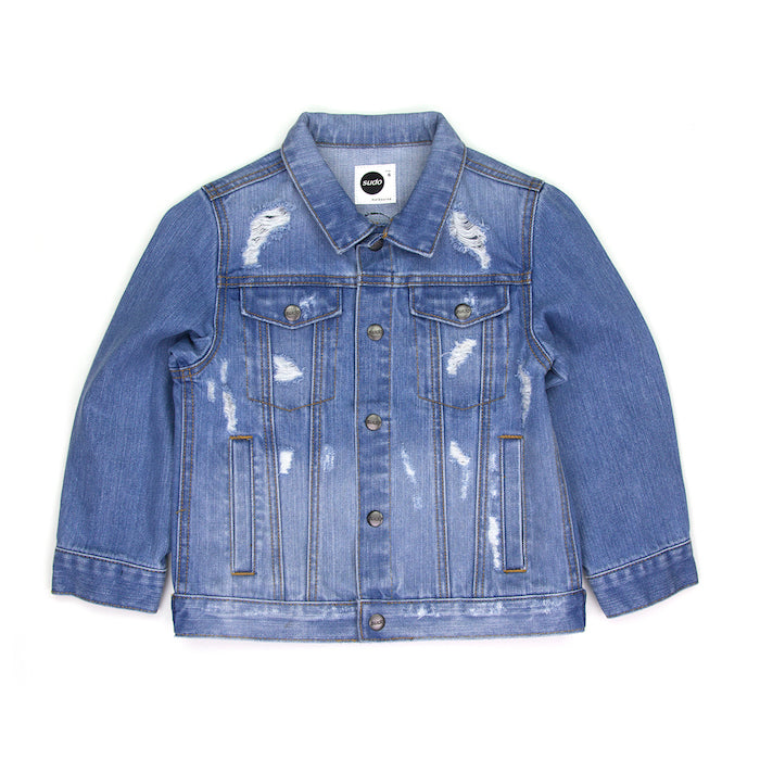 Sudo The Strokes Denim Jacket