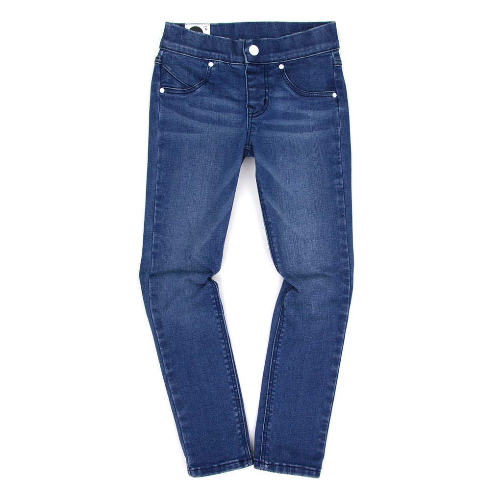 Sudo Sunday Yoga Denim Jean-Brushed Indigo