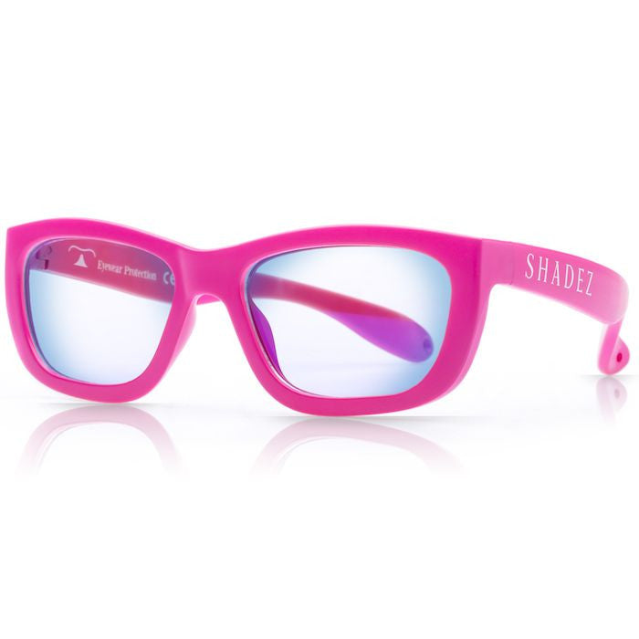 SHADEZ Blue Light Glasses Pink
