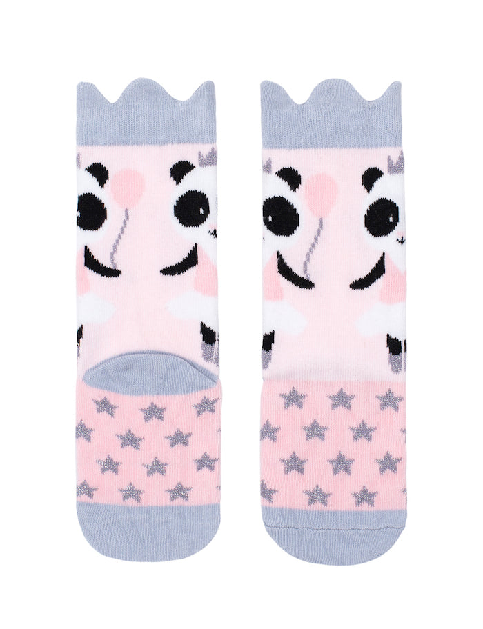 Billy Loves Audrey Panda Midi Sock