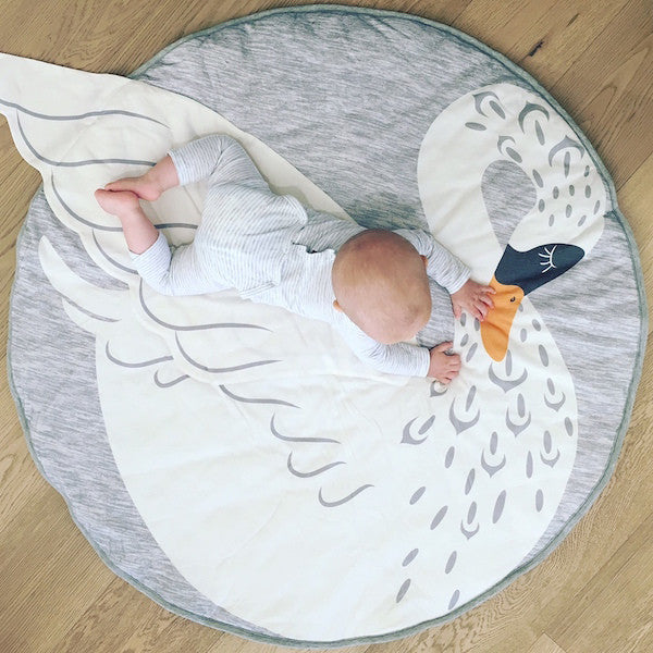 Mister Fly Swan Playmat