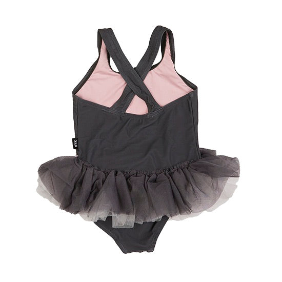 Rock Your Kid Swan Lake Tulle One Piece