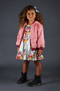 Rock Your Kid Bomber Jacket