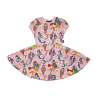Rock Your Kid Splash Waisted Dress