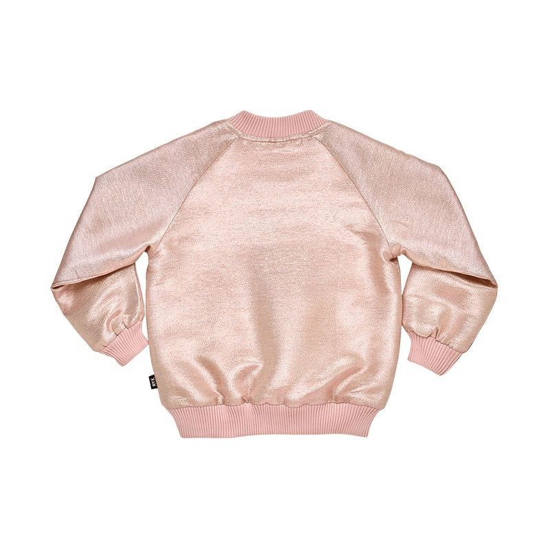 Rock Your Kid Light Gold/Pink Shimmer Jacket