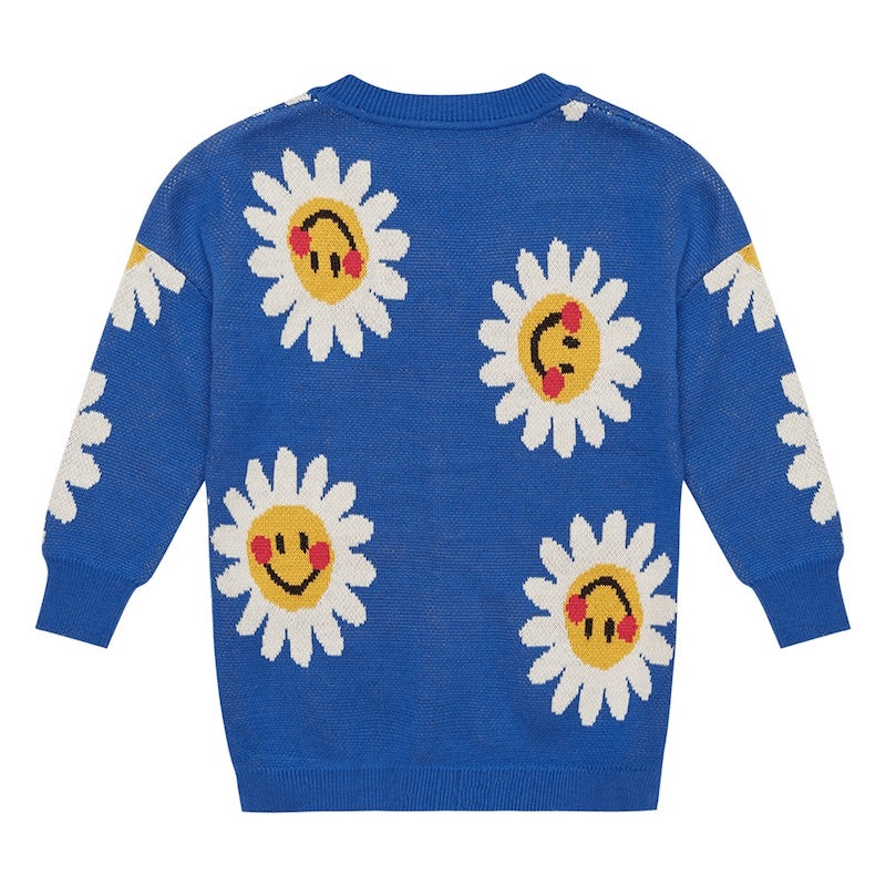 Rock Your Kid Little Daisy Cardigan