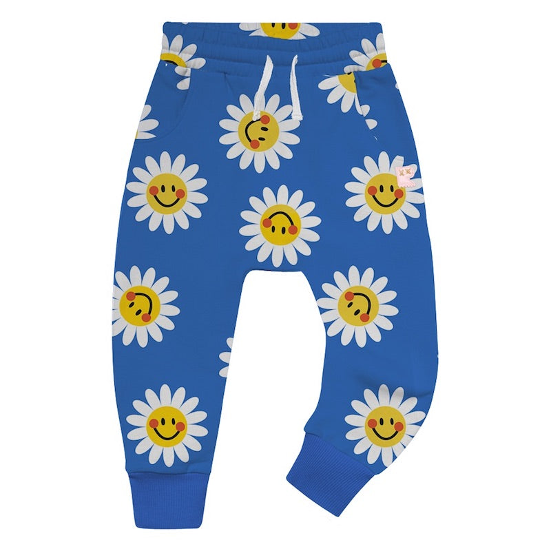 Rock Your Kid Little Daisy Track Pants