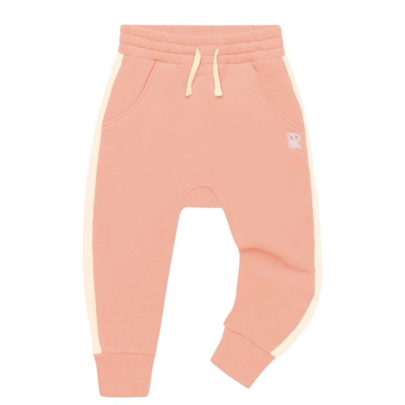 Rock Your Kid Pink Bunny Track Pants
