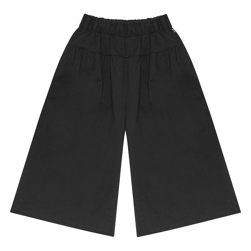 Rock Your Kid Black Culottes