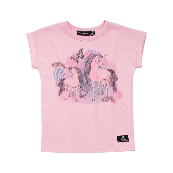 Rock Your Kid Magic Unicorns T-Shirt