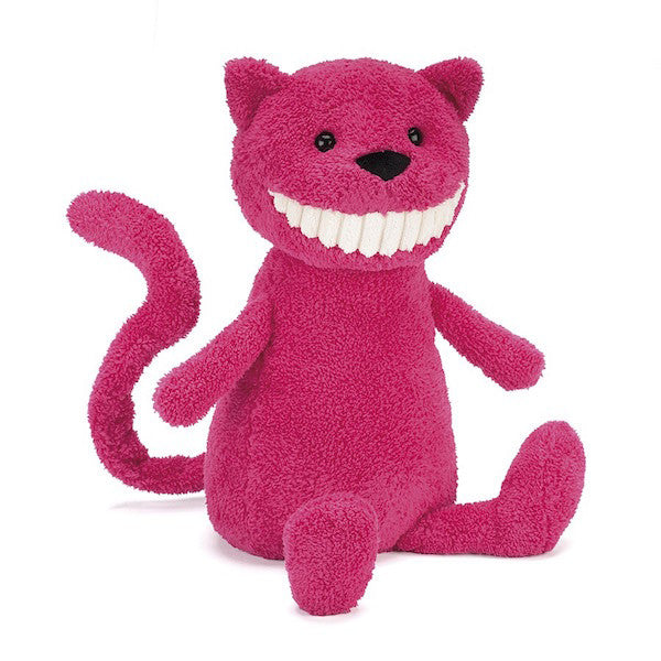 Jellycat Toothy Cat